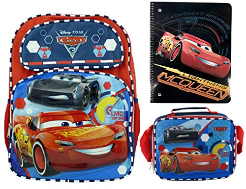 Cars 3 Deluxe 3D 16