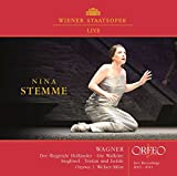 Wiener Staatsoper Live: Nina Stemme, live recordings 2003-2013 [Nina Stemme; Mihaela Ungureanu; Torsten Kerl; Franz Welser-Möst] [Orfeo: C937171B]