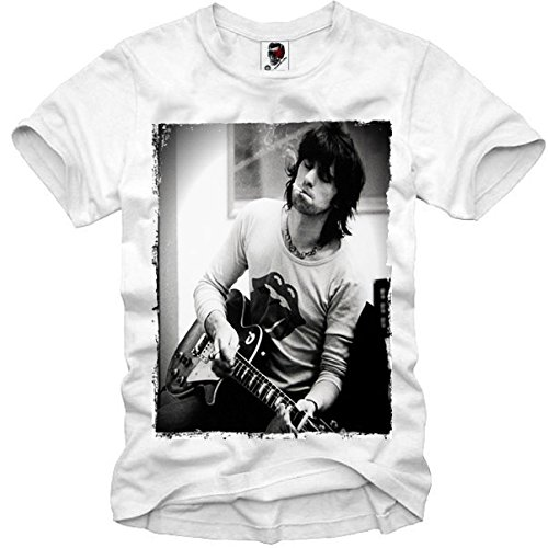 E1SYNDICATE MENS T-SHIRT KEITH RICHARDS  - Deep Purple Stone Shopping Results