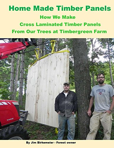 Home Made Timber Panels