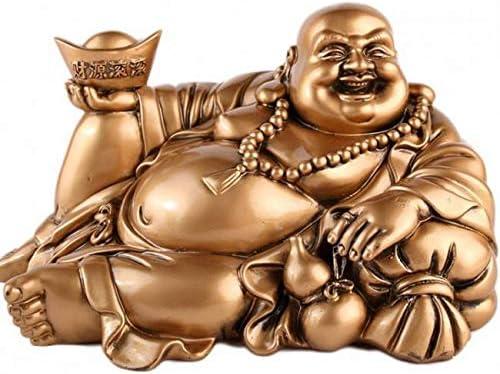 Gro/ßer lachender Buddha