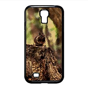 Squirrel Watercolor style Cover Samsung Galaxy S4 I9500 Case (Wild Watercolor style Cover Samsung Galaxy S4 I9500 Case)