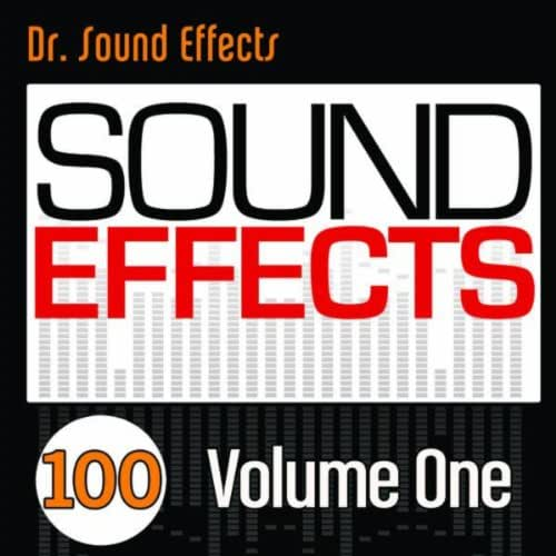 100 Sound Effects - Volume One