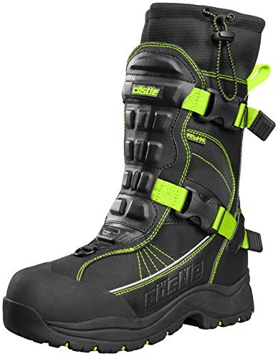Castle X Racewear Barrier 2 Mens Snowmobile Boot Hi-Vis, used for sale  Delivered anywhere in Canada