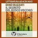 Il segreto del bosco vecchio Audiobook by Dino Buzzati Narrated by Claudio Carini