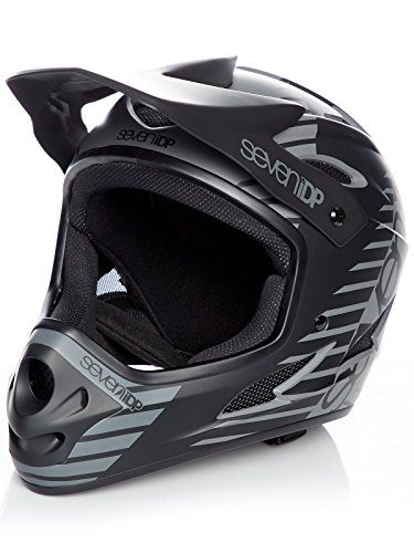 7iDP M1 Helmet Tactic MATT Black/Graphite XL (60-62CM)