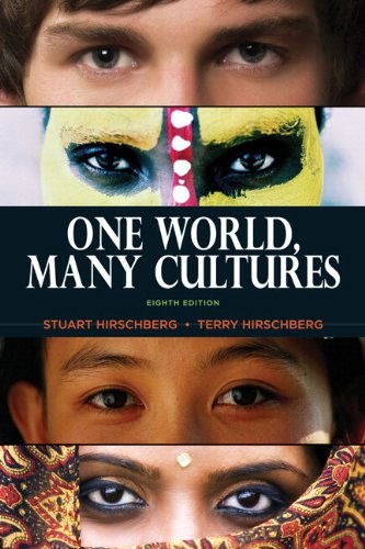 One World, Many Cultures with NEW MyCompLab -- Access Card Package (8th Edition)