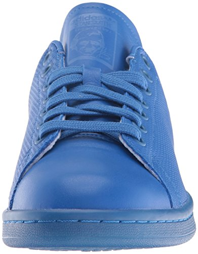 Adidas Originali Mens Stan Smith Adicolor Fashion Sneaker Blu / Blu / Blu