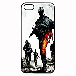 Battlefield Bad Company 2 Image Protective Iphone 6 plus 5.5 / Iphone 5 Case Cover Hard Plastic Case for Iphone 6 plus 5.5