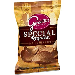 Gardetto's, Snack Mix, Roasted Garlic Rye Chips, 14 oz. Bag