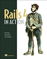 Rails 4 in Action, 2nd Edition Front Cover