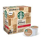#7: Starbucks Toasted Graham Coffee K-Cup Pod (16 Count)