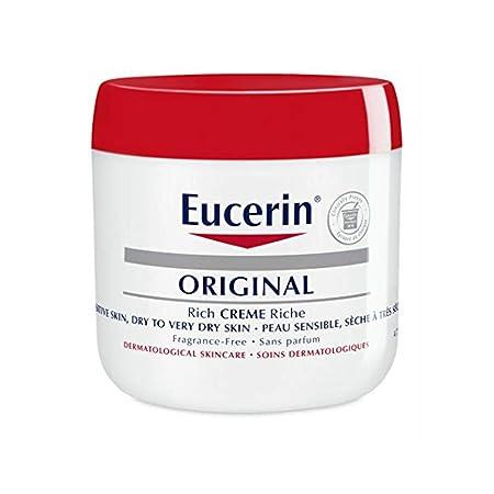 Eucerin Original Healing Creme 16 oz Pack of 8