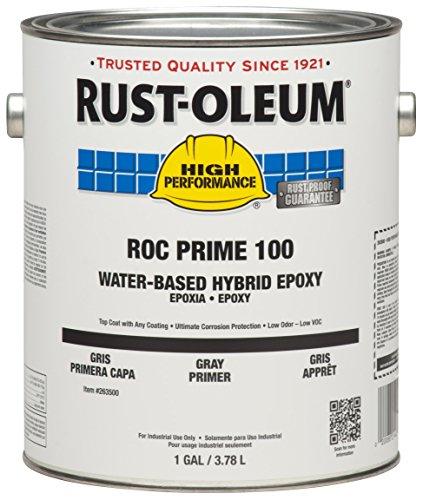 High Performance Epoxy : Rust oleum high performance roc prime hybrid