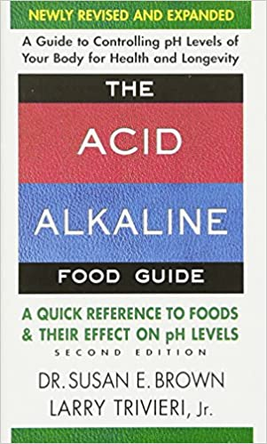 The Acid Alkaline Food Guide Second Edition A Quick Reference To