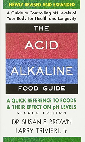 The Acid-Alkaline Food Guide - Second Edition: A Quick Reference to Foods & Their Efffect on pH Levels (Diet Acid)