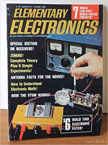 Elementary Electronics Magazine Spring 1965: Storage