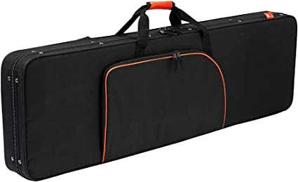 ASHTON ARM2400B - Estuche para bajo (interior moldeado): Amazon.es: Instrumentos musicales