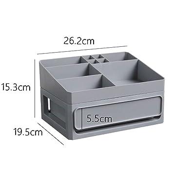 KKY-Enter Caja de Almacenamiento de cosméticos Tipo de cajón ...