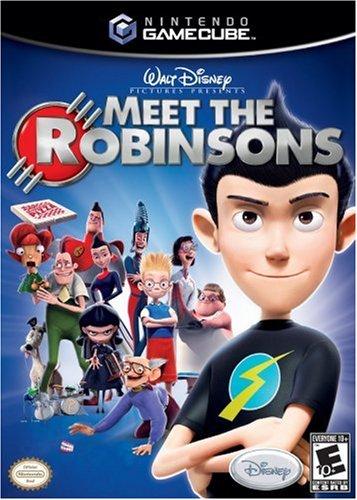 Disney's Meet The Robinsons - Gamecube - Gamecube Video Games