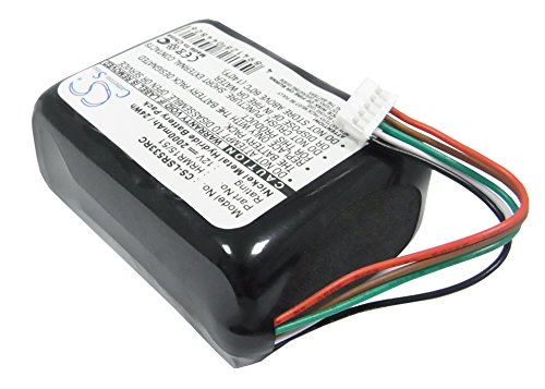 Cameronsino Replacement Battery 2000mAh/24Wh Rechargeable...
