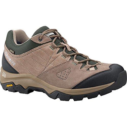 Dolomite - Zapatillas de senderismo para hombre marrón walnut/buck, color, talla 8 UK