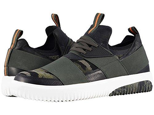 [SKECHERS(スケッチャーズ)] メンズスニーカー?ランニングシューズ?靴 Pines Olive 7.5 (25.5cm) D - Medium