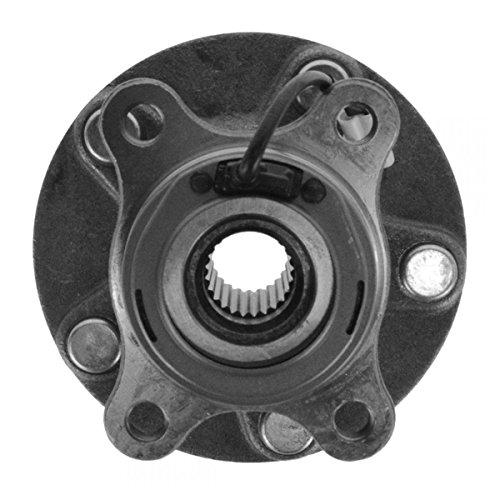 (Wheel Bearing & Hub Assembly Rear LH or RH for 07-13 Suzuki SX4 AWD )