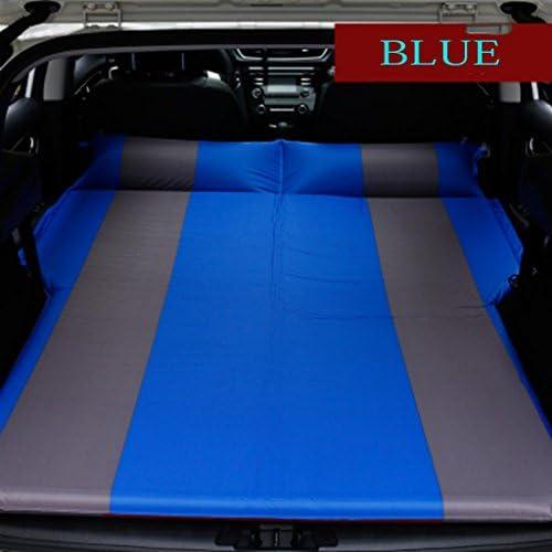 エアベッドの車の旅行ベッドの後部の車寝るパッドの車の自動インフレータブルベッドキャンプ旅行の睡眠180 * 132センチメートル, grey 5cm ポータブル