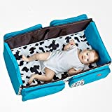 Mosquito Net Featured 4 in 1 Portable Foldable Toddle...