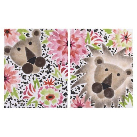 Cotton Tale Here Kitty Kitty Wall Art by Cotton Tale Designs
