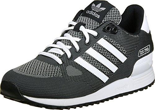 adidas Zx 750 Wv, Zapatos para Correr para Hombre negro