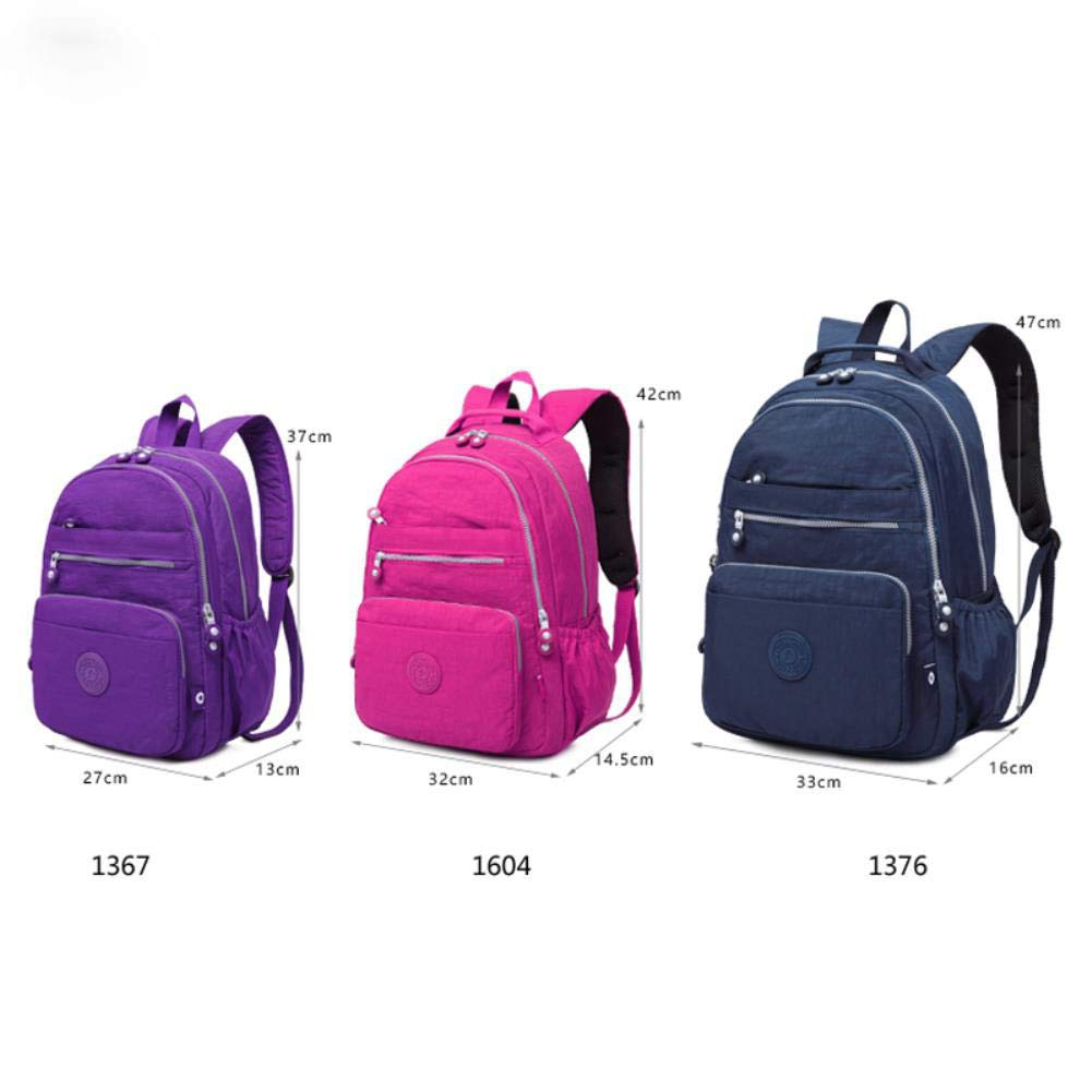 32488a3873d7 Amazon.com  Canvasartisan Canvas Women Backpack Casual College Bookbag  Female Retro Stylish Daily Travel Laptop Backpacks Bag  Computers    Accessories