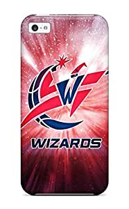 TYHde High Quality Shock Absorbing Case For Iphone 5c-washington Wizards Nba Basketball (25) ending