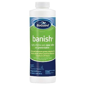 BioGuard Banish Algicide Chemicals