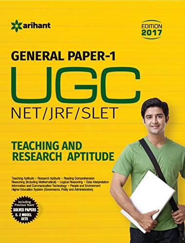 UGC NET/JRF/SLET General Paper-1  Teaching & Research Aptitude