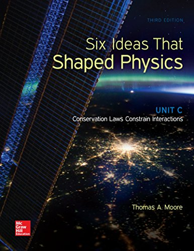Six Ideas That Shaped Physics: Unit C - Conservation Laws Constrain Interactions (WCB Physics)