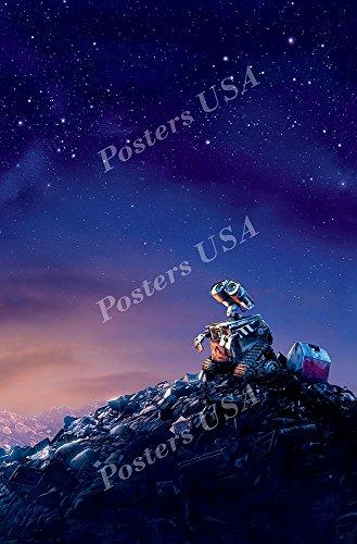 Posters USA Disney Classics Wall E Poster - DISN174 (16