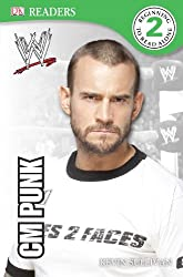 DK Reader Level 2: WWE CM Punk Second Edition (DK Readers: Level 2)