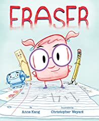Eraser is always cleaning up everyone else's mistakes. Except for Ruler and Pencil Sharpener, none of the other school supplies seem to appreciate her. They all love how sharp Pencil is and how Tape and Glue help everyone stick togethe...