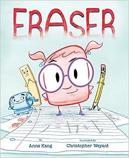 Image result for eraser book