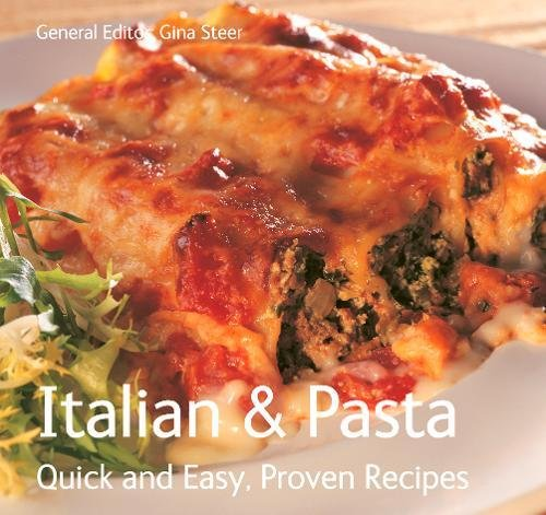 'ITALIAN AND PASTA (QUICK AND EASY, PROVEN RECIPES SERIES)' pdf