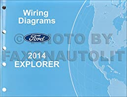 51tRUL0TT8L._SX258_BO1204203200_ 2014 ford explorer wiring diagram manual original ford amazon 2013 explorer wiring diagram at panicattacktreatment.co