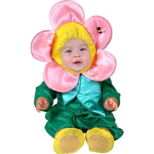 Baby Flower Halloween Costume (Size: 18 -