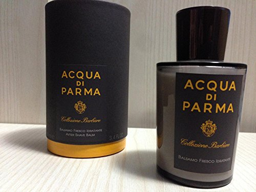 Acqua Di Parma Colonia - Collezione Barbiere Shaving Collection 3.4 oz Shaving Balm (Collezione Barbiere Shaving Cream)
