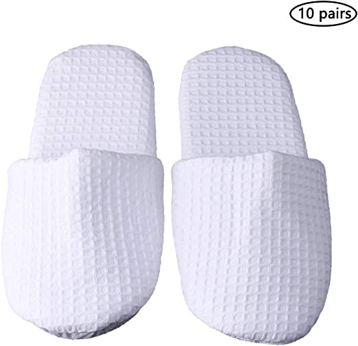 Closed-Toes General Non-disposable Hotel Slippers Home Indoor Slipper For Guests
