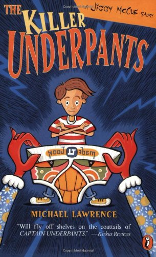 Download The Killer Underpants: A Jiggy McCue Story (Archive) pdf