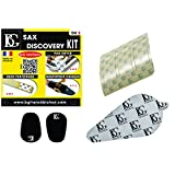 BG DK S Saxophone Discovery Kit for A65S, A80S and A10L