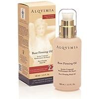 ALQVIMIA Bust Firming Oil - Aceite reafirmante de busto, 100 ml