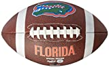Rawlings NCAA Game Time Full Size Football, Florida Gators, Brown, Full Size